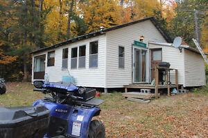 Camp on leased lot