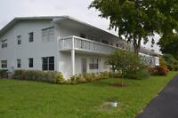 Condo a louer 55+ Century Village Deerfield Beach
