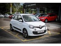 2016 16 RENAULT TWINGO 1.0 SCE Play 5dr in Crystal Whit