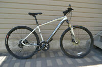 2012 Specialized Crosstrail Comp Disc - Hybrid bike
