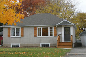 Bungalow for Rent - North End St. Catharines