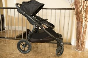 PRICE REDUCED! City Select Stroller- BLK