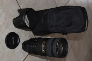Nikon 70-200MM 2.8 VRII Lens for Sale