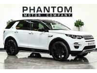 2015 Land Rover Discovery Sport 2.0 TD4 HSE Luxury Auto 4WD (s/s) 5dr SUV Diesel