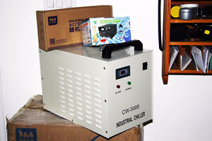 CW 3000 WATER CHILLER