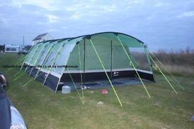 8 birth tent hi Gear Corado 8