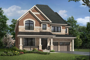 Brand New 4 Bedroom Detached House. Close to 401. June 1