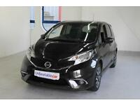 2015 NISSAN NOTE 1.2 Acenta 5dr [Style Pack]