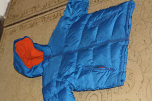 boys gap winter down filled coat size 12 or XL
