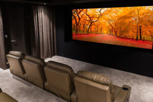 Calgary Home Theater Installations - Home Automation