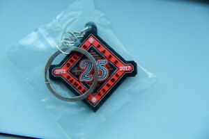 Camden Yards 25th Anniversary Key Chain in the Package