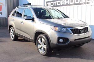 2012 Kia Sorento EX CLEAN CARPROOF | AWD | HEATED SEATS | BLU...