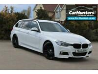 2013 BMW 3 Series 2.0 320D M SPORT TOURING 5d 181 BHP Estate Diesel Automatic