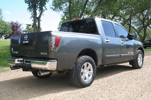 2007 Nissan Titan LE/Leather/Roof $14,398 Edmonton Edmonton Area image 9