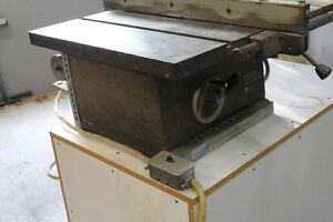 "Beaver/Rockwell 10"" Cast Iron Table Saw"