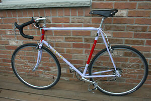 Proctor Canadian Classic Road Racing Bicycle Very Rare.