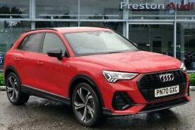 image for 2020 Audi Q3 Edition 1 35 TDI  150 PS S tronic Auto Estate Diesel Automatic
