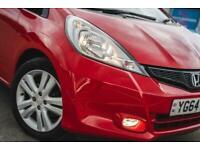2014 Honda Jazz 1.4 i-VTEC EX 5dr Hatchback Hatchback Petrol Manual