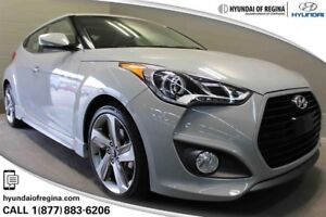 2014 Hyundai Veloster Turbo at Colour Pack