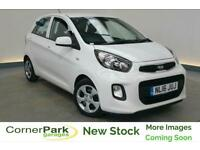 2016 KIA PICANTO 1 AIR HATCHBACK PETROL