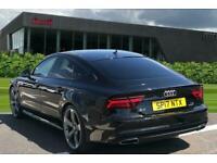 2017 Audi A7 Black Edition 3.0 TDI quattro 272 PS S tronic Auto Hatchback Diesel