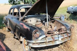 1950 & 1952 GM project cars