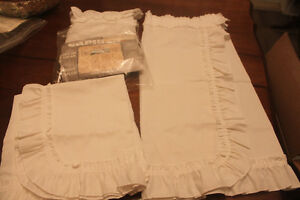 Kitchen or Bathroom Curtains (Valence and Tiers)