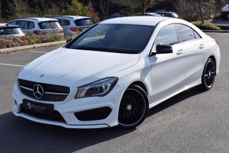 2014 64 mercedes benz cla 2 1 cla220 cdi amg sport 4d auto 170 bhp diesel in sidcup london. Black Bedroom Furniture Sets. Home Design Ideas