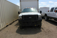 2003 Ford F550 Heavy Vehicle