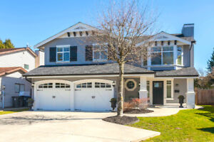 STUNNING 4 BED HOME WITH SUITE - CLOVERDALE