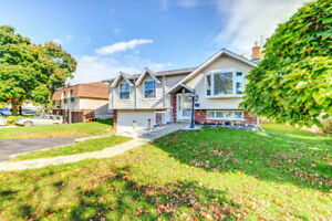 Raised Bungalow with Basement Apartment
