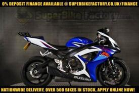 2007 07 SUZUKI GSXR750 K6 750CC 0% DEPOSIT FINANCE AVAILABLE