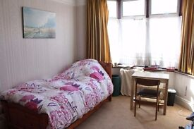 Vegetarian house - Large bedroom in lovely house with garden