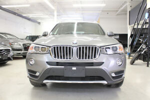 2015 BMW X3 xDrive DIESEL ONE OWNER ONLY 23K