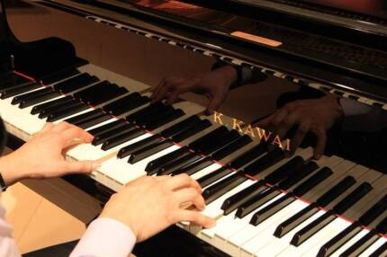 Melbourne Wedding & Events Pianist