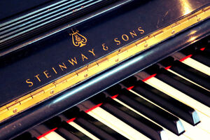 2005 Steinway & Sons upright model 1098 Prince George British Columbia image 5