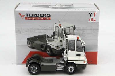 Terberg Special Vehicles YT182 Truck unit Diecast Models Trailer Head Toys 1/50