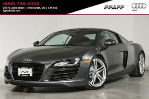 2009 Audi R8 V8 Manual Coupe (2 door)