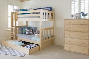 FALL SALE UP TO 40% OFF_KIDS BUNK&LOFT BEDS_SHIPPING CANADA WIDE Peterborough Peterborough Area image 1