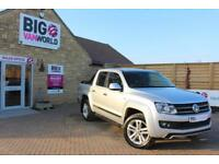 2014 VOLKSWAGEN AMAROK TDI 180 CANYON 4MOTION DOUBLE CAB AUTO WITH ROLL'N'LOCK T