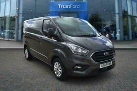 2018 Ford Transit Custom 280 Limited L1 SWB FWD 2.0 EcoBlue 130ps Low Roof, AIR