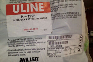 BRAND NEW Miller Duraflex Python Safety Harness