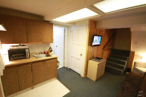 """Available Aug. 1st - Basement Studio Suite in Banff"""""""