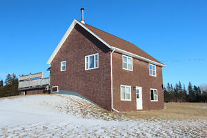 1800 Sq Ft Backsplit with 17.5 Acres...Minutes from Brackley!
