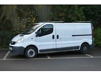 2.0 2900 CDTI ECOFLEX 5D 89 BHP LWB DIESEL MANUAL PANEL VAN 2012