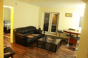 Two bedroom Furnished Apartment Available September 1