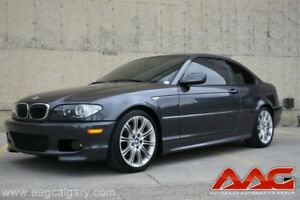 2005 BMW 3 Series 330CI ZHP 6 Speed Manual