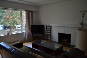 Kitsilano Sublet: May-August