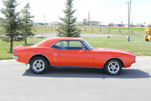 1968 Pontiac Firebird - Selling Unreserved!!
