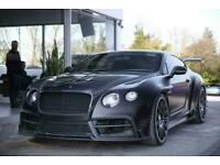 2016 Bentley Continental 4.0 V8 GT S Mansory Race Edition 2dr Coupe Petrol Autom